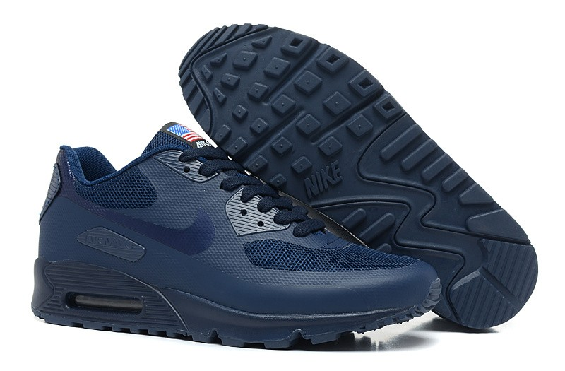 air max 90 bleu marine