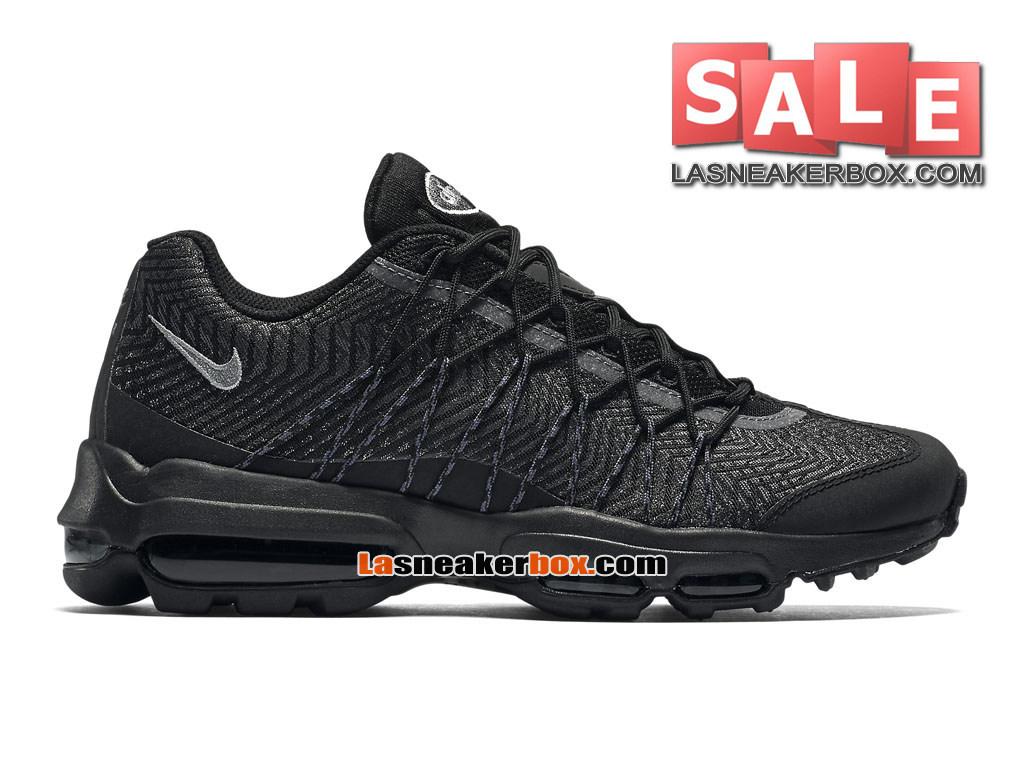 air max 95 ultra jacquard noir